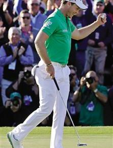 Audemars Piguet Golf ScoresVictory