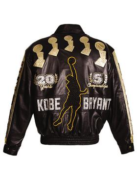 LA Lakers Release Kobe Bryant '24Collection'