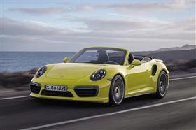 New Porsche 911 Arrives inKuwait
