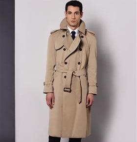 Aquascutum Reproduces Humphrey Bogart's Trench