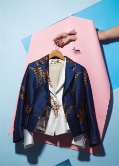 Jacket: Dries Van Noten Thuraya Mall