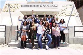 Al Ostoura Organizes Blood DonationDrive