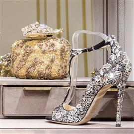Jimmy Choo's Timeless Red Carpet Collection