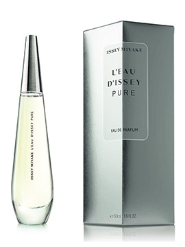 Issey Miyake Reinvents L'Eaud'Issey
