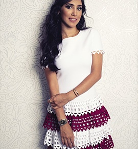 A Girl to Know… Shahad AlMo'men!
