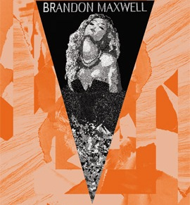 Brandon Maxwell's SwarovskiPennant
