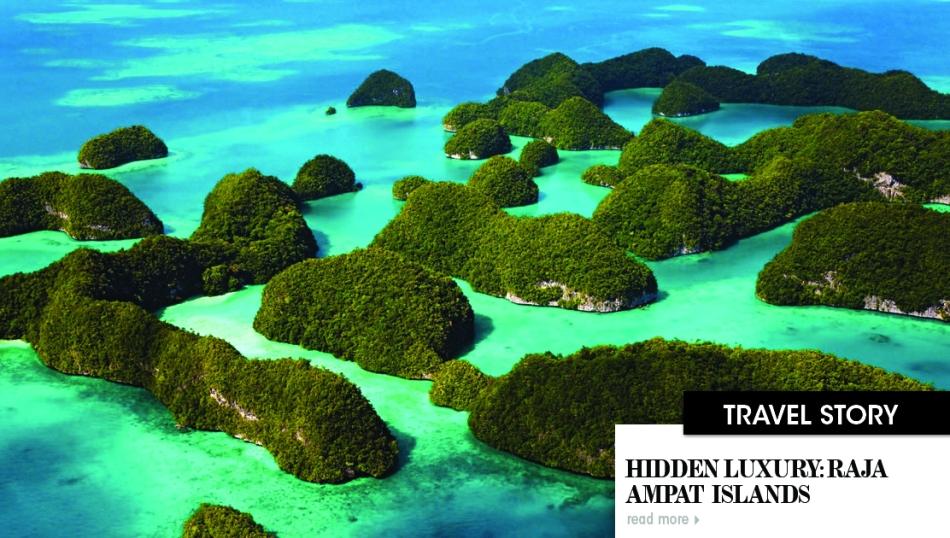 Hidden Luxury: Raja AmpatIslands