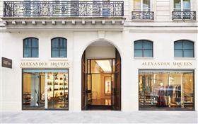 Alexander McQueen Store Bags PrixVersailles