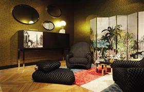 Roche Bobois & Christian Lacroix Collaborate on Furniture