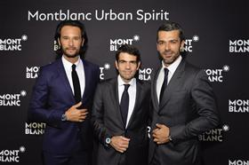 Montblanc Hosts Urban Spirit Launch Event
