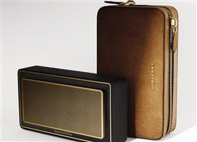 Burberry Collaborates on Speakers