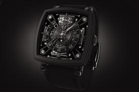 The World's Blackest Black Watch