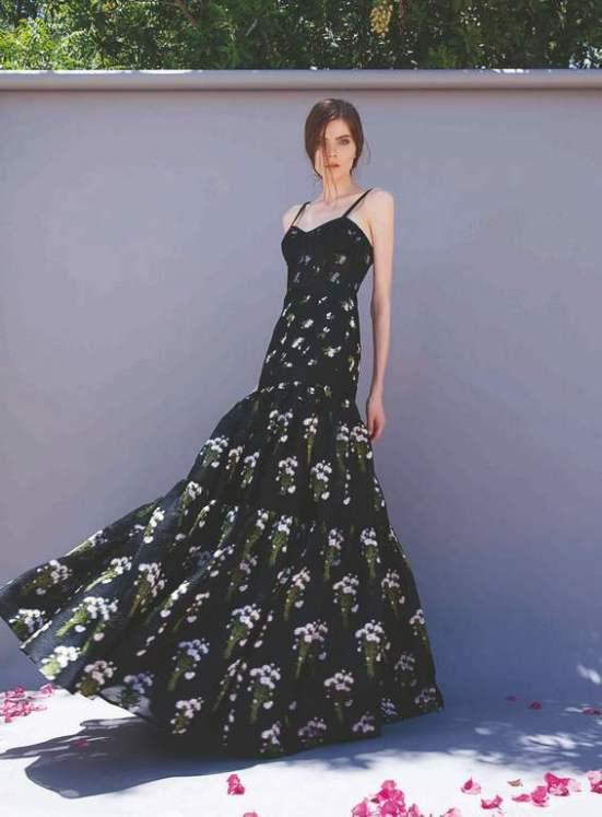 DRESS: Alexander McQueen Thuraya Mall.