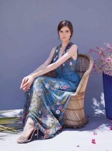 DRESS: Alice + Olivia The Avenues SHOES: Aquazzura Al Ostoura Thuraya Mall, Al Ostoura The Avenues.