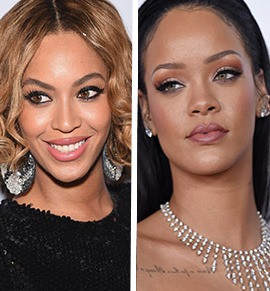 Queen of Pop: Beyoncé vs. Rihanna