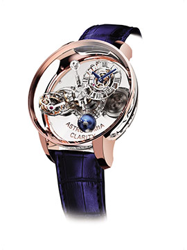 Jacob & Co. Debuts the AstronomiaClarity