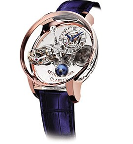 Jacob & Co. Debuts the Astronomia Clarity