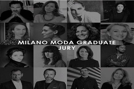 Al Ostoura's Ramzi Tabiat Judges Milano Moda Graduate – June 29,2016