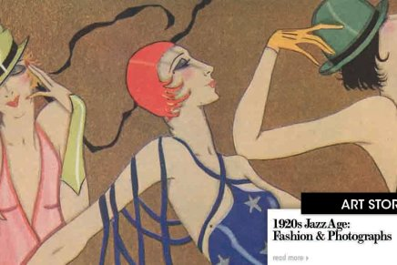 1920s Jazz Age: Fashion & Photographs