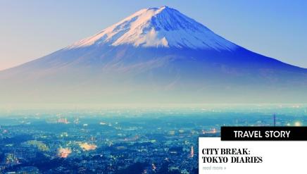 City Break: TokyoDiaries