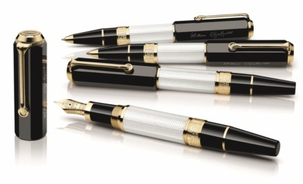 The Montblanc Writers Edition WilliamShakespeare