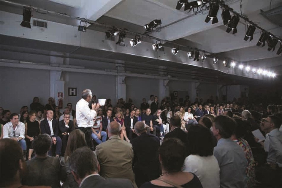 Al Ostoura's Ramzi Tabiat Judges Milano ModaGraduate