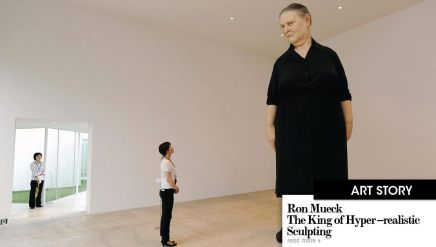 Ron Mueck: The King of Hyper-realistic Sculpting