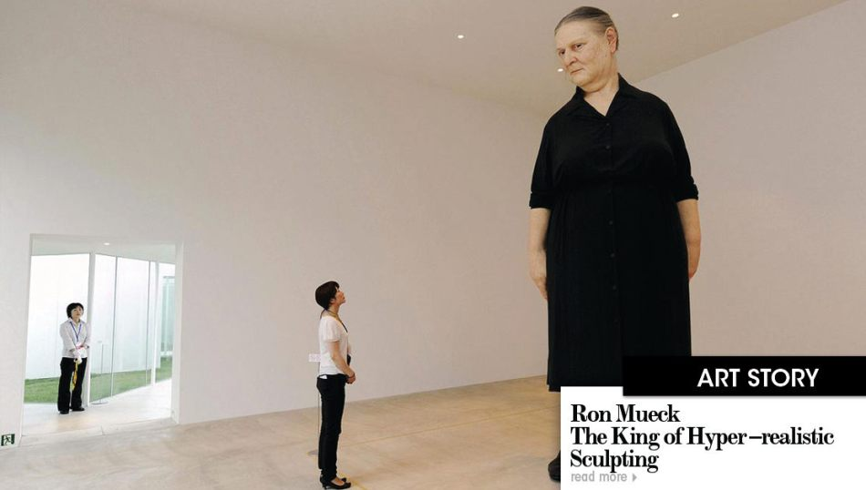 Ron Mueck: The King of Hyper-realisticSculpting