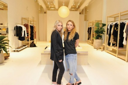 Mary-Kate and Ashley Olsen Open Elizabeth and JamesStore