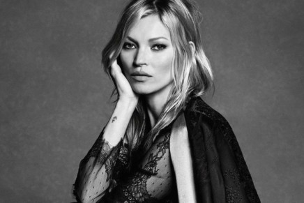 Kate Moss For Alberta Ferretti