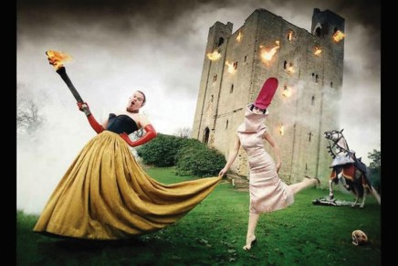 Alexander McQueen And Isabella Blow Fashion Movie