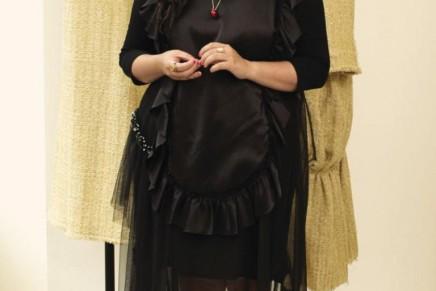 Simone Rocha Star of London FashionWeek