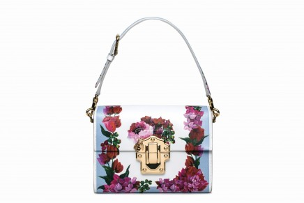 Dolce & Gabbana Introduces the New Lucia Bag