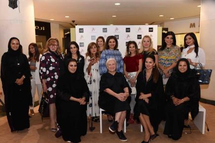 Al Ostoura at Hiya fashion forum at Thuraya Mall – Sept. 28,2016