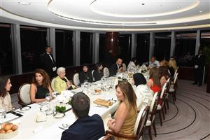 ALOSTOURA organize a  Private Dinner In Honor Of Italian Designer Ermanno Scervino at The Chairman's Club Kuwait – Oct. 17, 2016