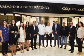Ermanno Scervino inaugurates the new boutique in Kuwait