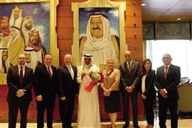 Jumeirah Messilah Congratulates Kuwaiti OlympicMedallists
