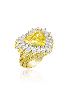 Go Big This Valentine's Day with a Ring byChopard
