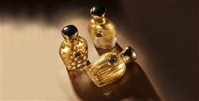 Moresque Parfum Presents the GoldCollection