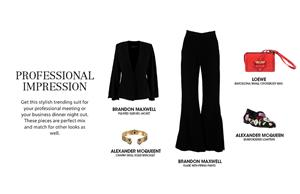 Get the look: Professional Impression