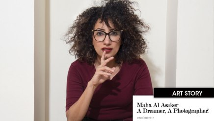 Maha Al Asaker: In search for art – A Dreamer, a Photographer!
