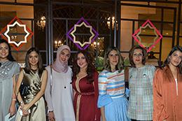 Al Ostoura launches an exhibition for Ramadan Caftans – April2017