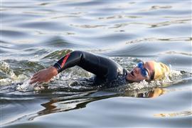 Dr. Mariam Saleh Bin Laden: The First EverSwimmer