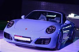 Special Event Celebrates Porsche's History ofCustomization