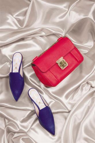 Bag: Chloe / Thuraya Mall, Al Ostoura Salhiya Complex Shoes: Nicholas Kirkwood / Al Ostoura Thuraya Mall, Al Ostoura The Avenues