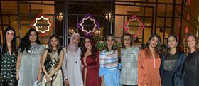 Al Ostoura launches an exhibition for RamadanCaftans