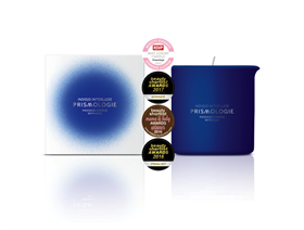The massage candle from Prismologie wins a prize for the fourth timeconsecutively