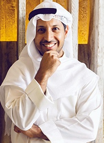 Abdulaziz Al Humaidhi The Artist… The Architect