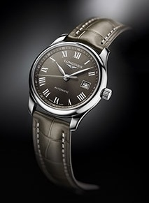 The Longines Master Collection is inviting colour onto itsdials