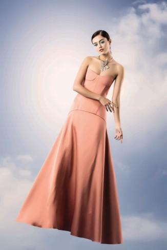 DRESS:Rochas - Al Ostoura Thuraya MallNECKLACE:Abi Project - Al Ostoura Thuraya Mall,Al Ostoura Salhiya Complex